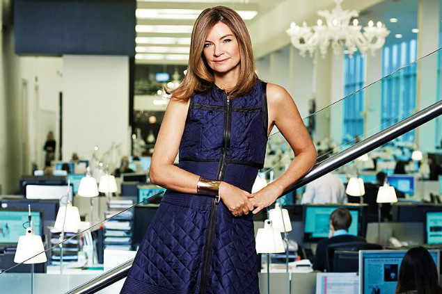 Natalie Massenet | thetimes.co.uk