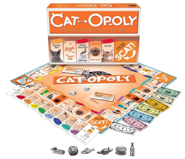 Cat Opoly Canada