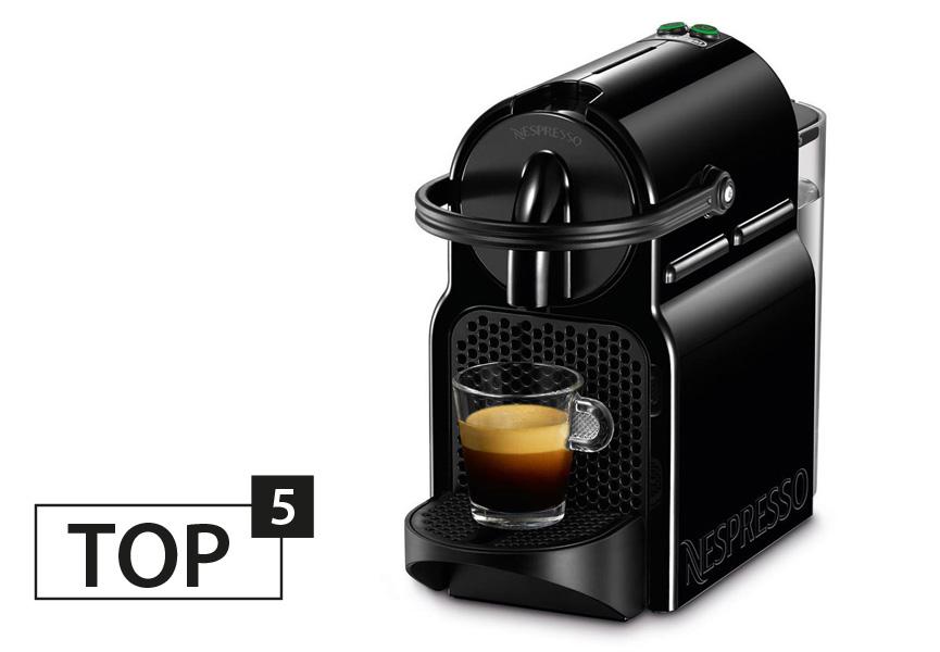 DE LONGHI Nespresso EN80.B Inissia Czarny