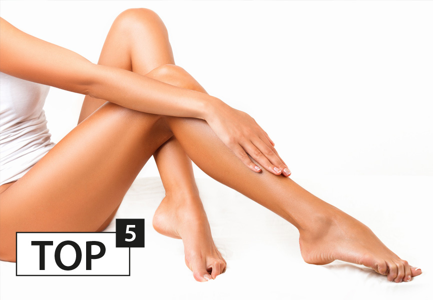 TOP 5 – depilatory świetlne