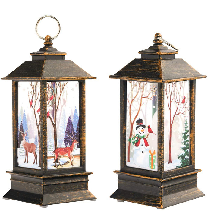 latarnie świąteczne