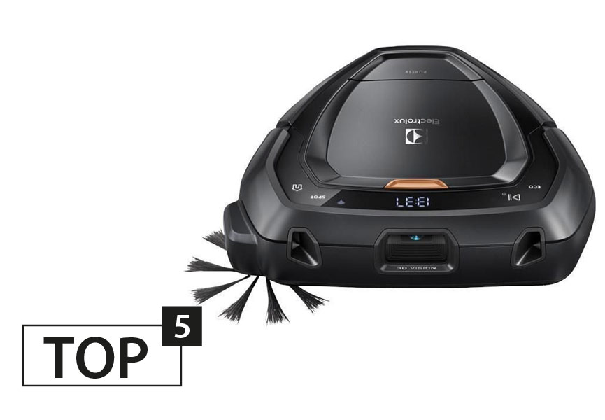 Robot Electrolux Pure i9
