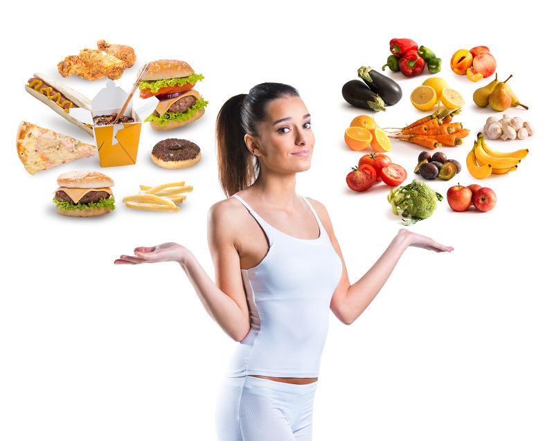 co jeść, żeby chudnąć