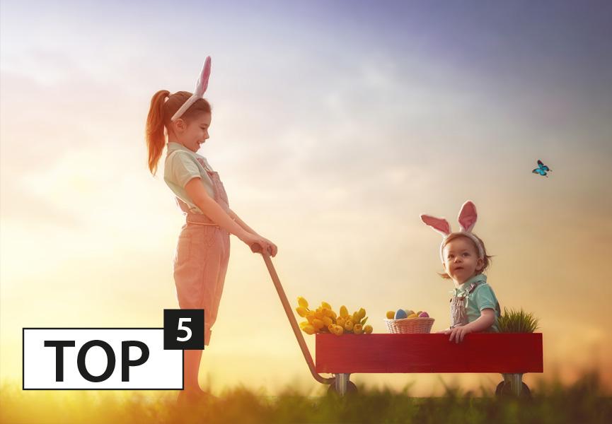 Top 5 pomysłów na prezent dla dziecka