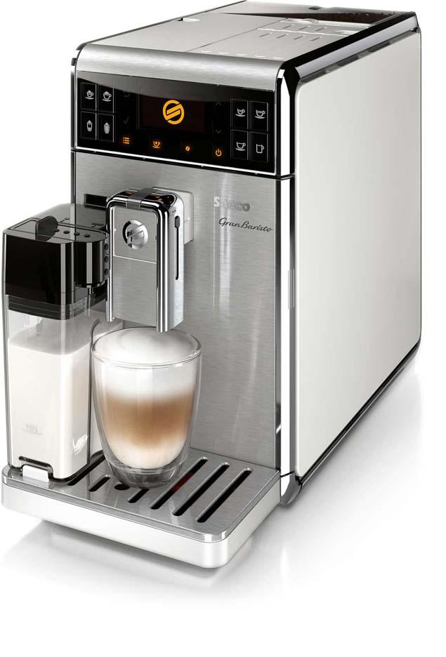 Ekspres do kawy GranBaristo HD8966/01 firmy Saeco