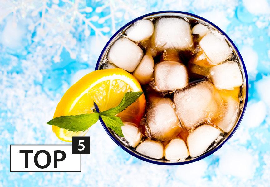 TOP 5 – jaką kostkarkę do lodu kupić?