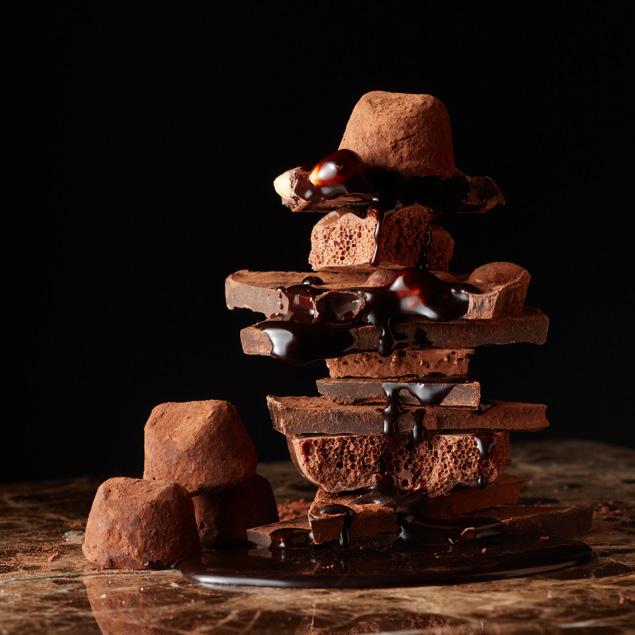 afrodyzjaki w kuchni - czekolada