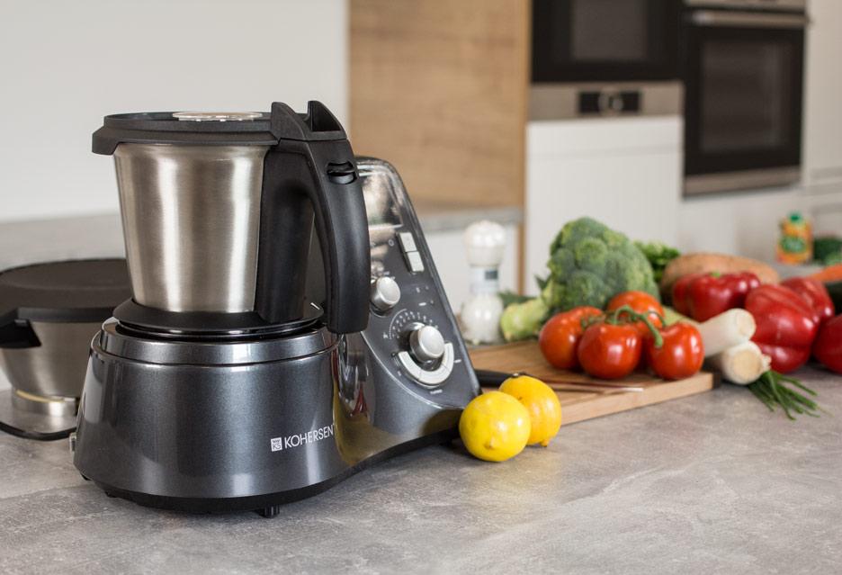 robot kuchenny kohersen