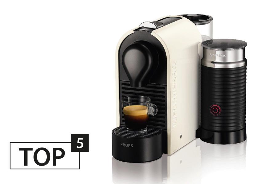 KRUPS Nespresso UMilk XN2601