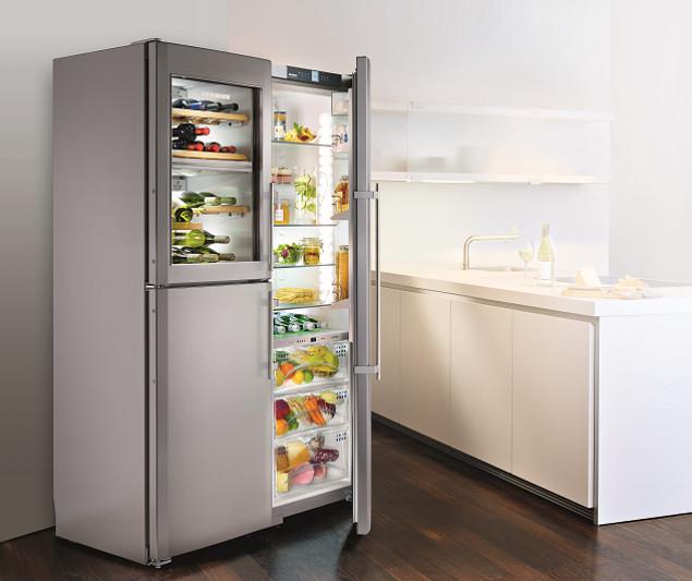 nowe lod wki liebherr jedzenie wytrzyma w nich d u ej. Black Bedroom Furniture Sets. Home Design Ideas