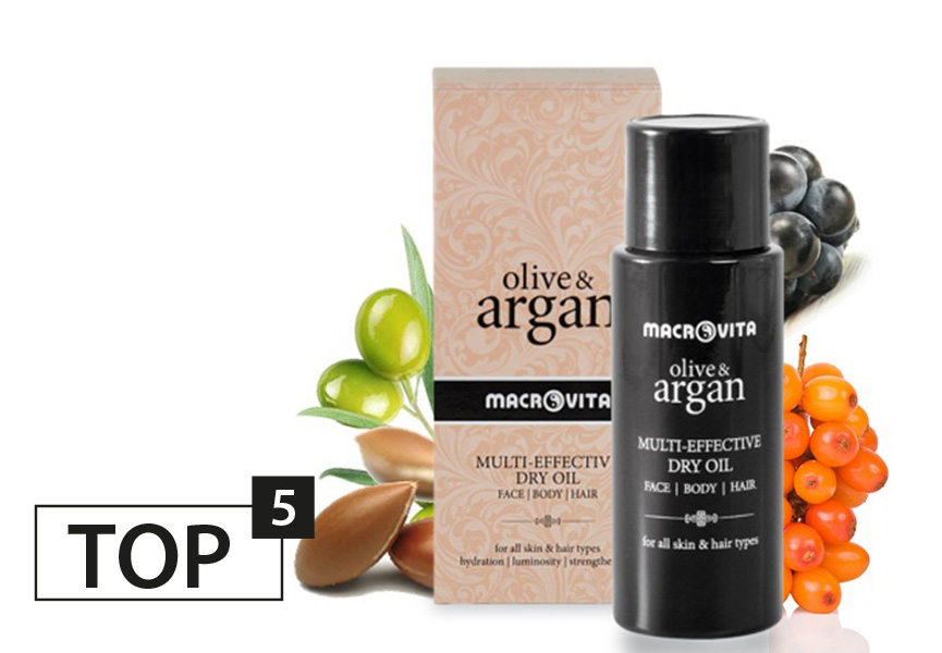 Macrovita Argan & Olive Multi-Effective
