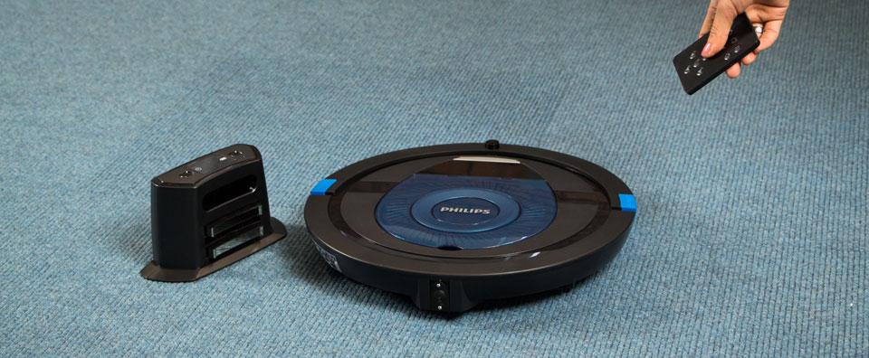Odkurzacz Automatyczny Philips Smartpro Compact Fc8774 Test