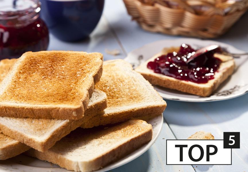 TOP 5 – jaki toster kupić?