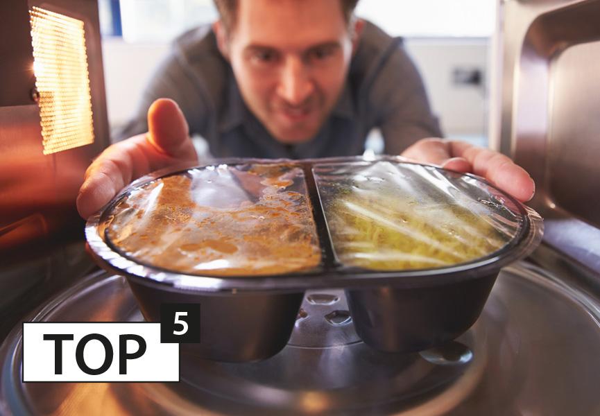 TOP-5 – Jaką kuchenkę mikrofalową wybrać?