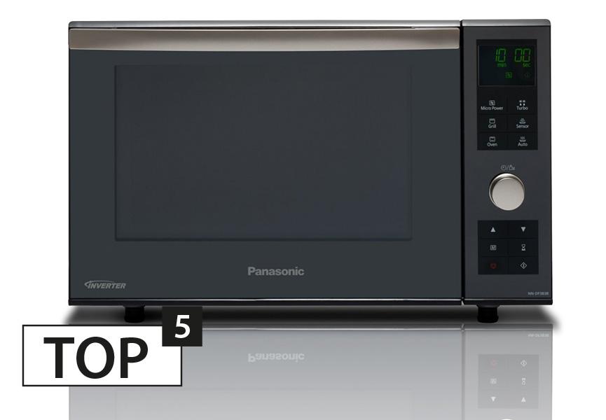 Panasonic NN-DF383BEPG Inverter