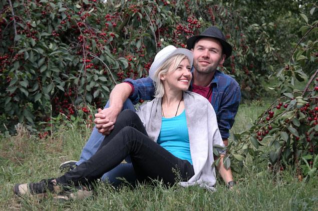 Piotr i Justyna Muzyka, fot. archiwum rodzinne