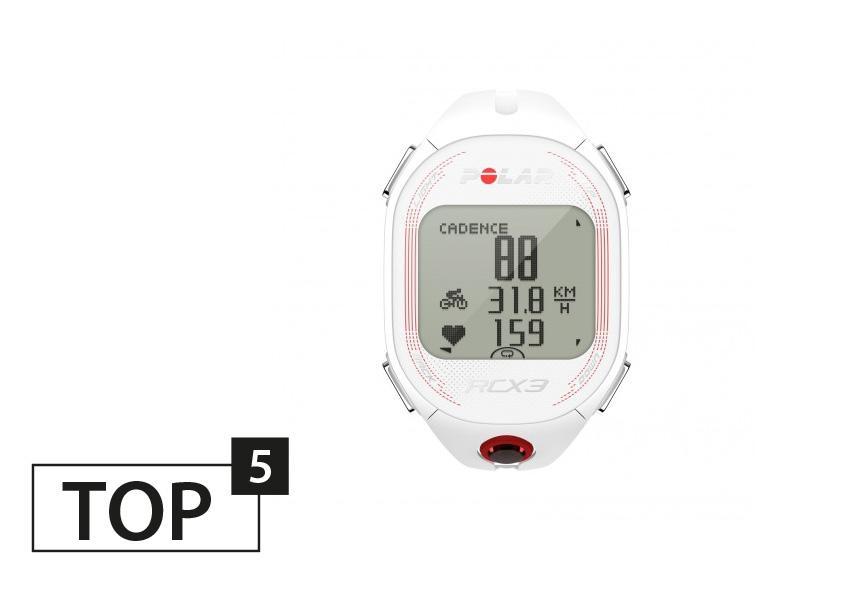 Komputer treningowy POLAR ELECTRO RCX 3F GPS
