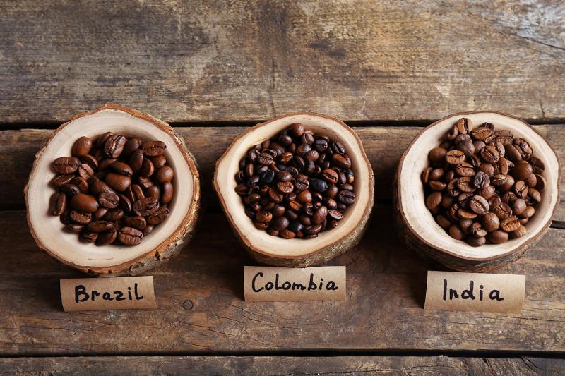 regiony pochodzenia kawy
