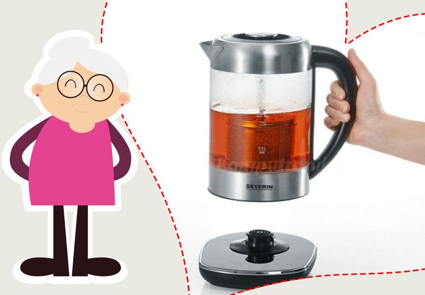 Sprzęt do herbaty