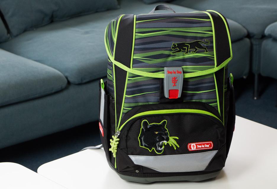 2684c7c7ec55a Bezpieczny plecak dla pierwszoklasisty