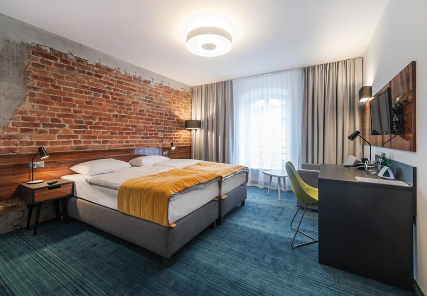 Tobaco Hotel – Łódź