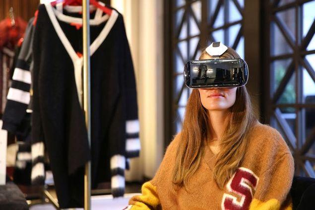 Samsung Gear VR  - Tommy Hilfiger
