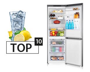 Top 10 lodówek