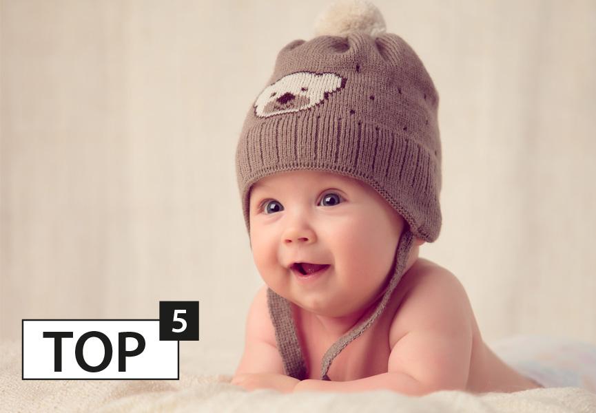 Top 5 – kompletujemy wyprawkę dla dziecka