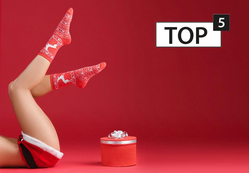 Mikołajkowa lista życzeń – top 5 wymarzonych prezentów
