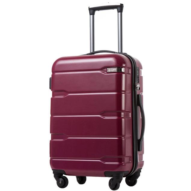 0597f52c46336 Zestaw walizek podróżnych COOLIFE