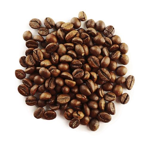 ziarna kawy średnio wypalone
